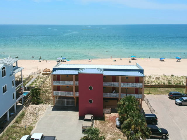 Beach Front Suites on St. George Island, FL